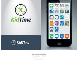 "#64 for Design a Logo for Mobile App ""KidTime"" by samehsos"