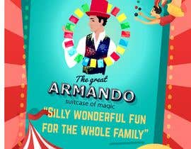 hanisimani tarafından Design a poster for a kids magic show için no 1