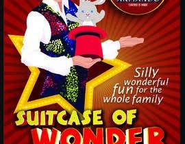 ZahurDesign tarafından Design a poster for a kids magic show için no 34