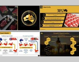 #42 for Fix up Power point to present better - more professional (basic Graphic Design) by kkr100