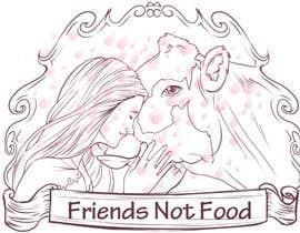 #11 for I need an Illustrator for Vegan Illustration af MauroLiut