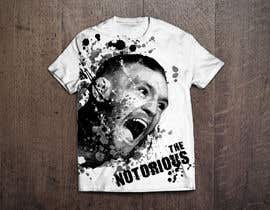 nº 19 pour Design a T-Shirt for Conor McGregor par vupeyadu