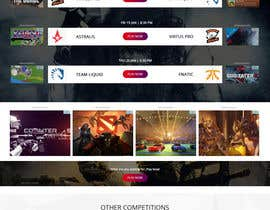 #31 untuk Create a competitions landing / convertsion page for our website oleh Isha3010