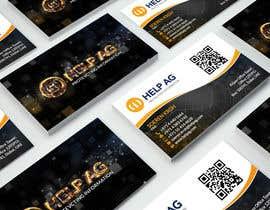 Nro 205 kilpailuun Design profesisonal Business Cards for Cybersecurity käyttäjältä patitbiswas