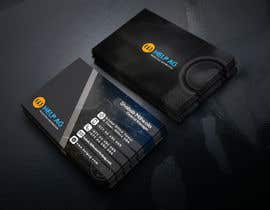 Nro 214 kilpailuun Design profesisonal Business Cards for Cybersecurity käyttäjältä abirmusic69