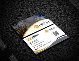 Nro 237 kilpailuun Design profesisonal Business Cards for Cybersecurity käyttäjältä salmancfbd