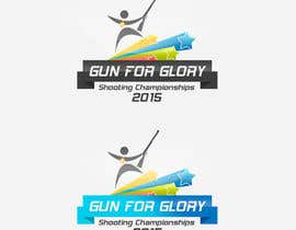 #30 for Design a Logo for Gun for glory shooting championships 2015 af natterum