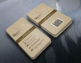 #257 untuk Vertical Business card for Energy firm oleh graphictania