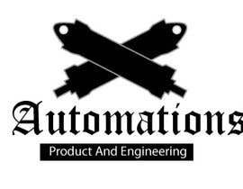 #45 for Redesign a logo for an automation industry company peautomations af swapnilmj20056