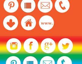 #4 para Web and Online Marketing Icon Design Set por Onefilter