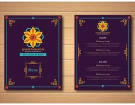 #26 for Design restaurant table menu by anumsolia