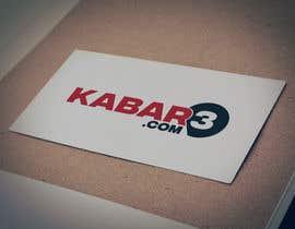 #11 for Design a Logo KABAR3.COM af screwdriverart