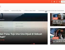 #76 for Design a Logo KABAR3.COM af abdulkahaium