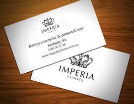 #85 za Design a Business Card od ronotory121851