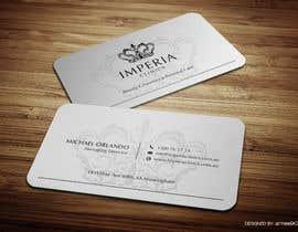 #7 za Design a Business Card od arnee90
