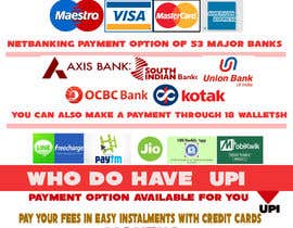 #11 for Design a Banner - Describe All Payment Features by youshohag799