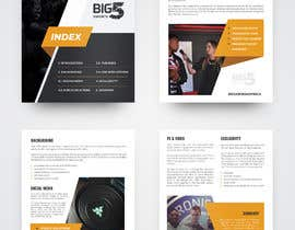 #5 for Design a Brochure For A Esports Organization by vespertunes