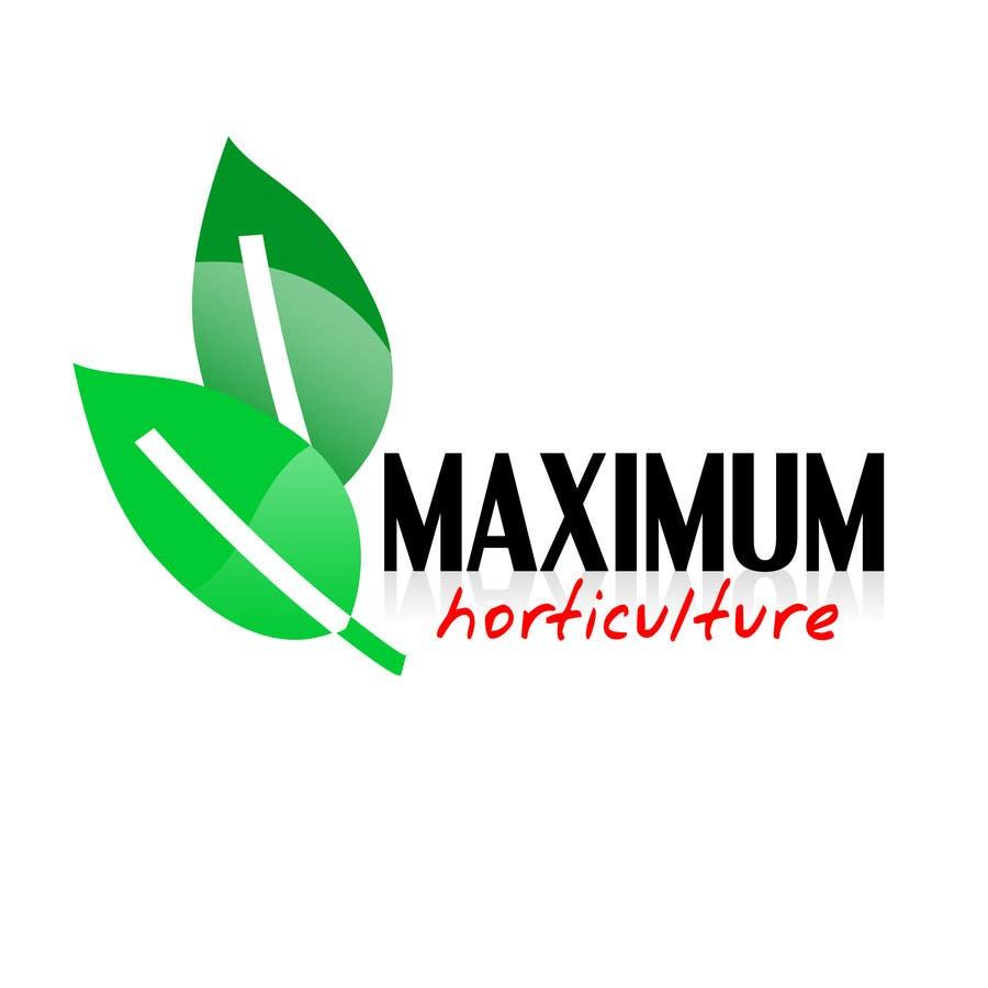 Penyertaan Peraduan #                                        28                                      untuk                                         Design a Logo for my horticulture company