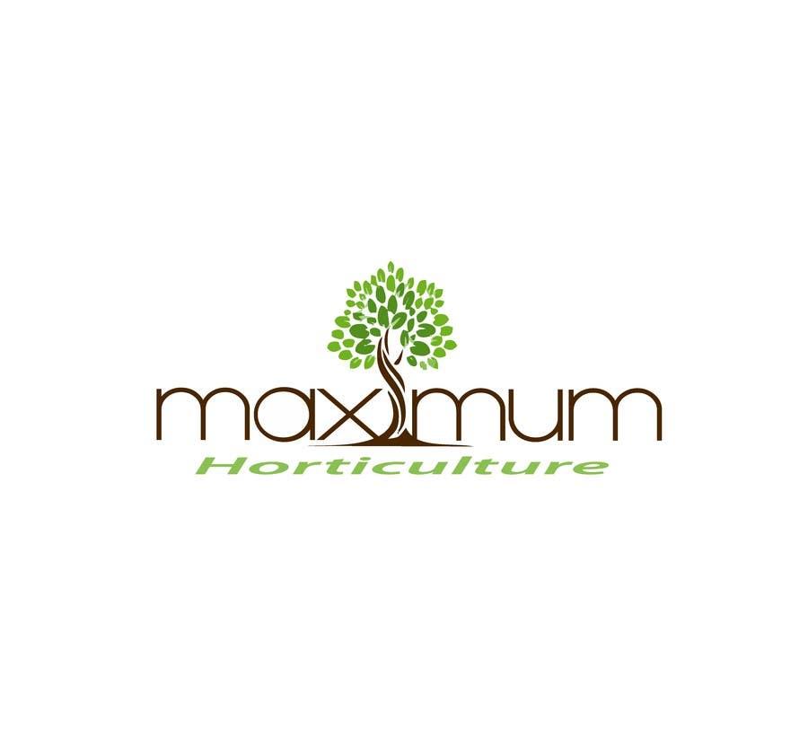 Penyertaan Peraduan #                                        13                                      untuk                                         Design a Logo for my horticulture company
