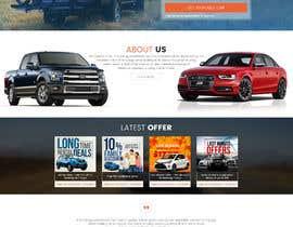 bellalbellal25 tarafından New design for existing web site. için no 9