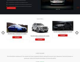 Sharif1122 tarafından New design for existing web site. için no 12