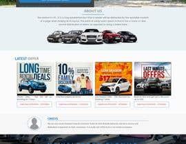 aksahir tarafından New design for existing web site. için no 6