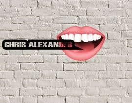 Nro 9 kilpailuun Chris Alexander Logo käyttäjältä skrbic81