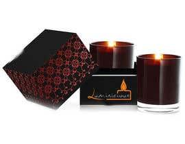 #10 untuk Logo for LED Candle brand + Package Design for 3 similar Products + Insert Card oleh sanviislam