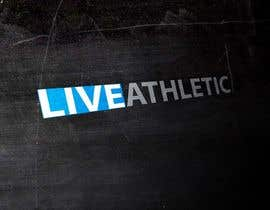 nº 455 pour Logo Design for LIVE ATHLETIC par down4life