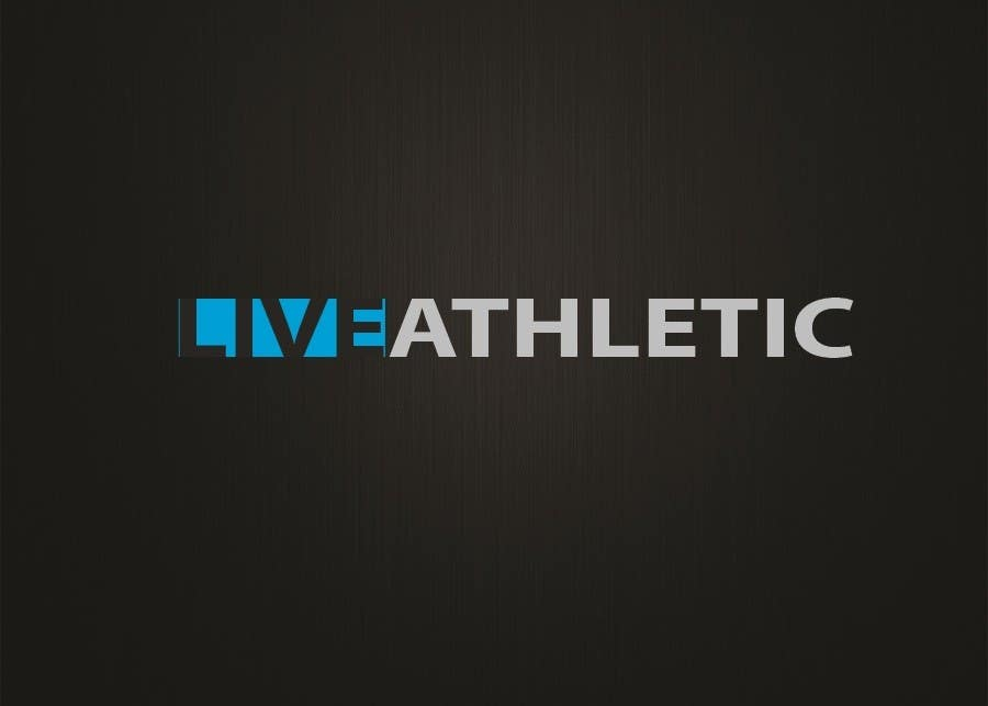 #463 for Logo Design for LIVE ATHLETIC by down4life
