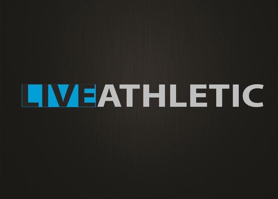 #460 for Logo Design for LIVE ATHLETIC by down4life