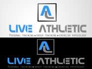 Graphic Design Konkurrenceindlæg #819 for Logo Design for LIVE ATHLETIC