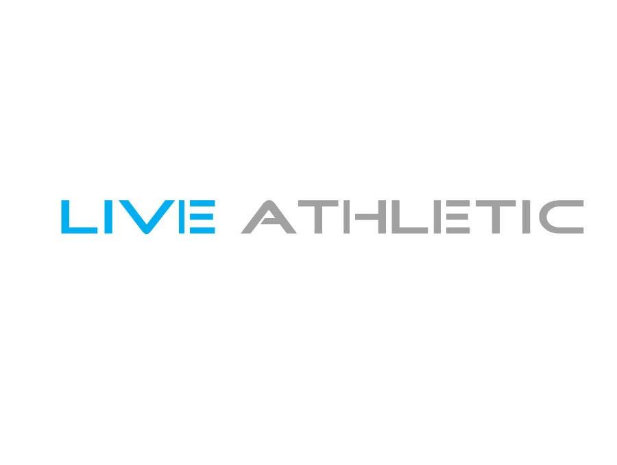 Inscrição nº 818 do Concurso para Logo Design for LIVE ATHLETIC