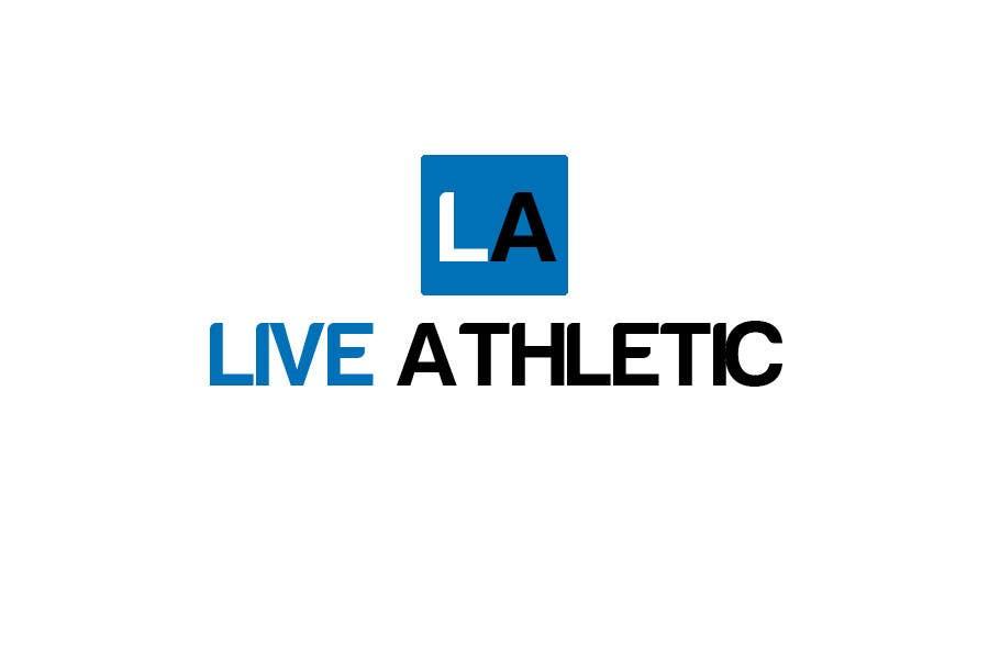 Inscrição nº 697 do Concurso para Logo Design for LIVE ATHLETIC