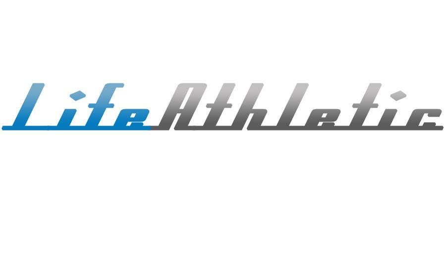 Konkurrenceindlæg #953 for Logo Design for LIVE ATHLETIC