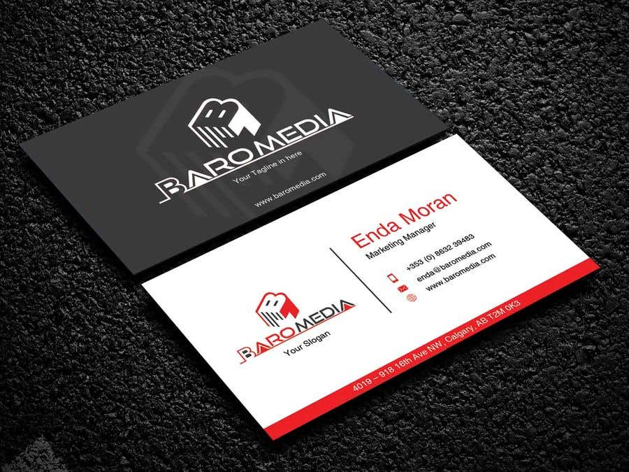 Entry 31 by nabila114 for design professional business cards business card reheart Image collections