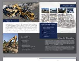 #8 za Design a Brochure For Mining Mechanic od terucha2005