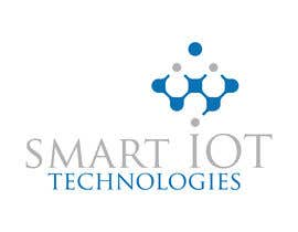 "#13 untuk Design Logo and stationery for company with title ""SMART IoT Technologies"" Mumbai oleh hirshri"