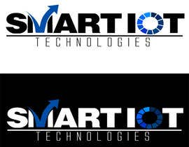 "#42 untuk Design Logo and stationery for company with title ""SMART IoT Technologies"" Mumbai oleh AgentHD"