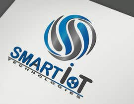 "#32 untuk Design Logo and stationery for company with title ""SMART IoT Technologies"" Mumbai oleh Expertdesigner15"