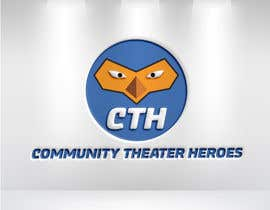 #130 for Community Theater Heroes Logo Contest by naseer90