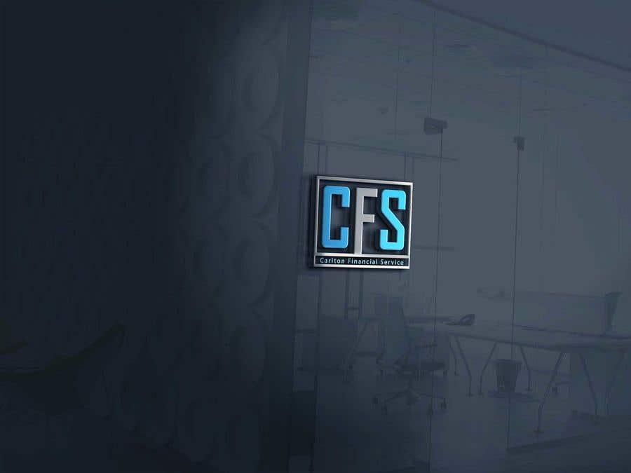 Kilpailutyö #4 kilpailussa Design a logo for Carlton Financial Service