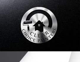 Nro 30 kilpailuun Painting Business Logo Design käyttäjältä ZahurDesign