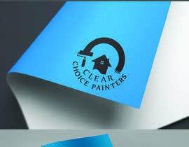 Nro 36 kilpailuun Painting Business Logo Design käyttäjältä ZahurDesign