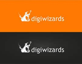 #565 for Logo Design for DigiWizards by mdimitris