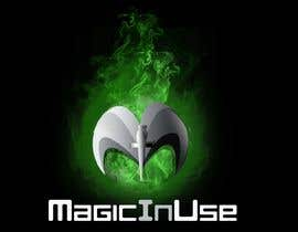 #23 for logo for Twitch caster MagicInUse by esraakhairy381