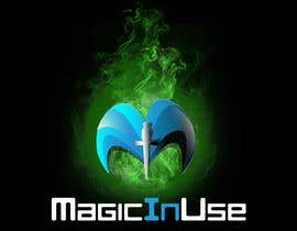 #26 for logo for Twitch caster MagicInUse by esraakhairy381