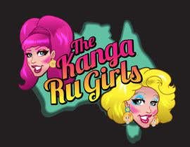 #23 for I need a logo with 2 Drag Queen Caricatures by zclemente