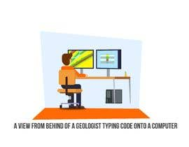 #47 untuk The ITGeologist - Logo design, Images/ cartoons for website, Style guide for website oleh faisalaszhari87