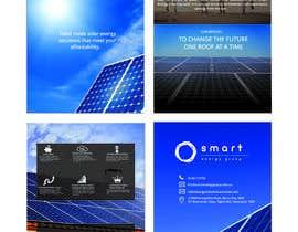 #136 untuk Customer Brochure - Solar Power Australia oleh Tariq101
